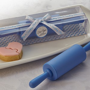 Something Blue Rolling Pin