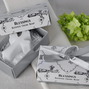 Blessings Scented Cross Soap