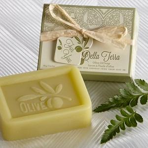Della Terra Olive Oil Soap