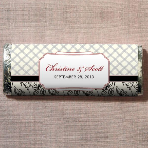 Eclectic Patterns Nut Free Gourmet Milk Chocolate Bar
