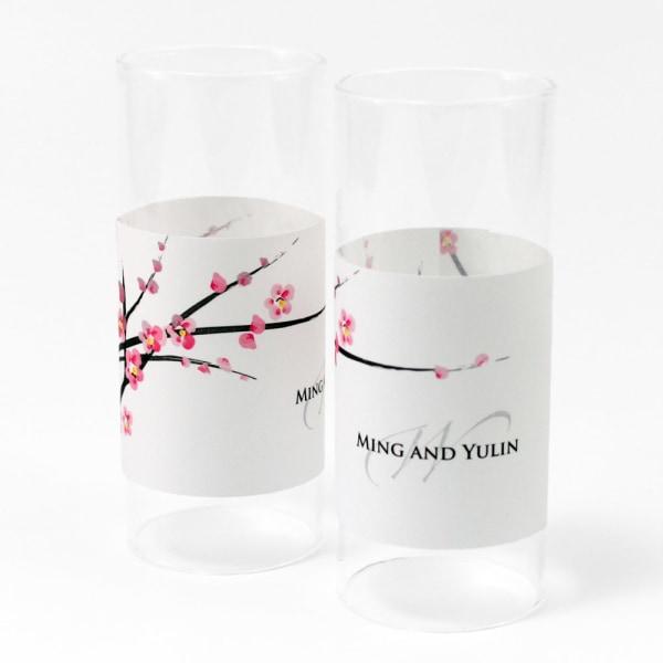 Cherry Blossom Mini Luminary Wrap