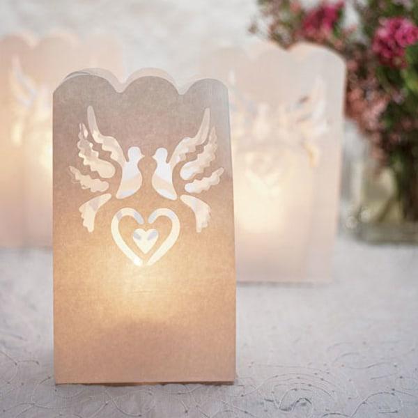 Wedding Luminaries