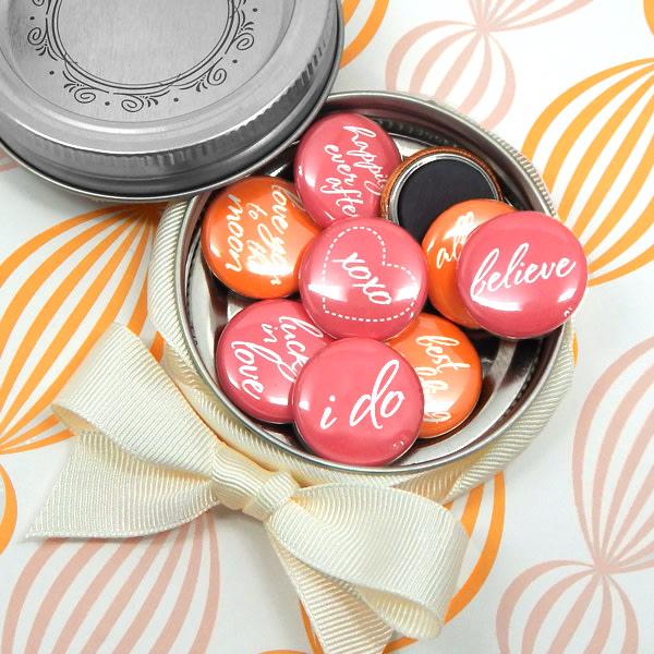 1578504--Conversation Wedding Magnets Set Of 35 21 Colors Options