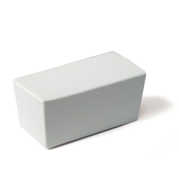 White Favor Boxes Standard Truffle Box
