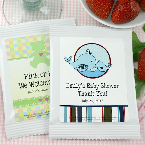 2033100--Baby Strawberry Daiquiri Favors