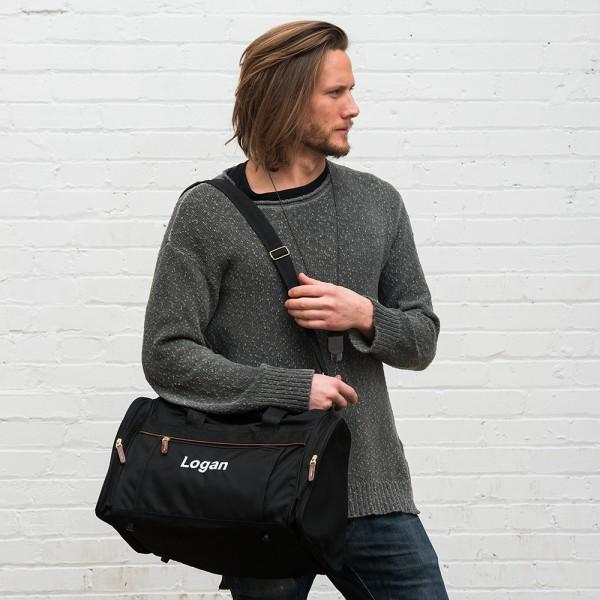 Weekender Bag - Black