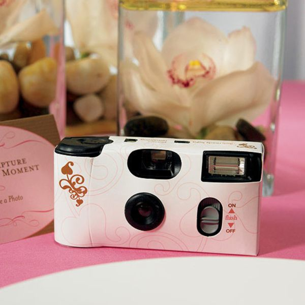 Wedding Memories Disposable Wedding Camera