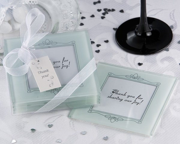 Memories Forever Frosted Glass Photo Coaster Set Of 4