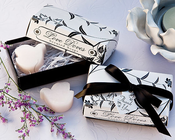 Love Dove Scented Soaps