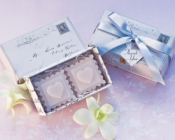 Stamped With Love Scented Soaps