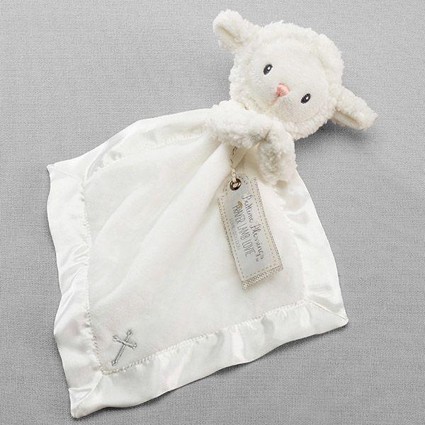 BA12036NA-Bedtime Blessings Lamb Lovie---