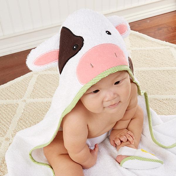 BA14026NA-Farmhouse Friends 4 Piece Bathtime Bucket---