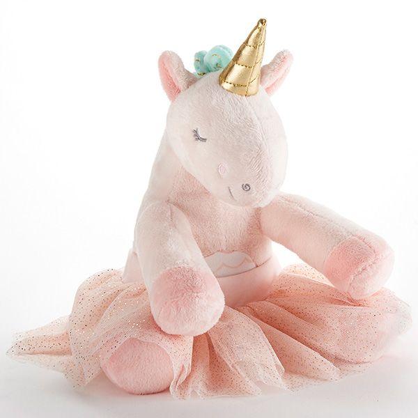 BA15191NA-Rosie The Unicorn Plush Plus Tutu---