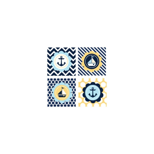 EB3005NBS-Decorative Favor Tags Set Of 20