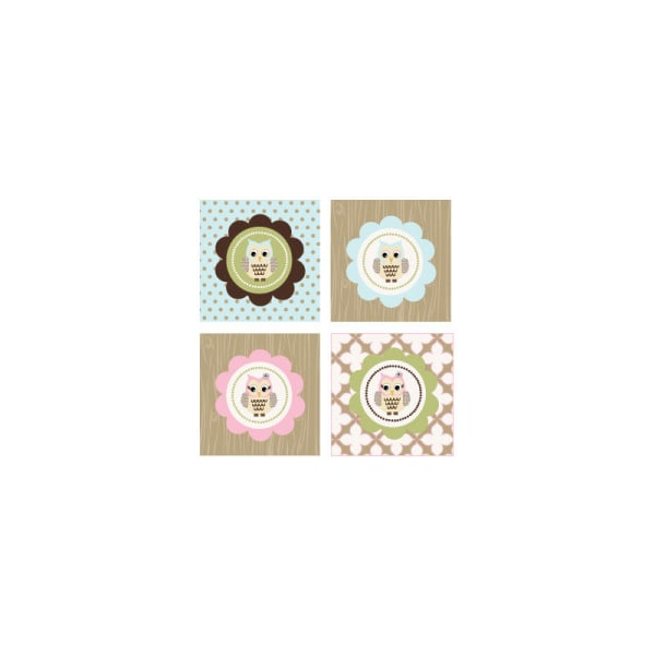EB3005WOL-Decorative Favor Tags Set Of 20