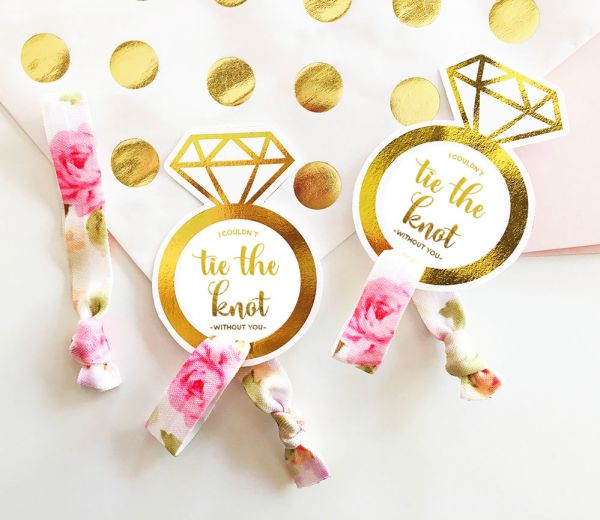 EB3182KNT-Tie The Knot Hair Ties