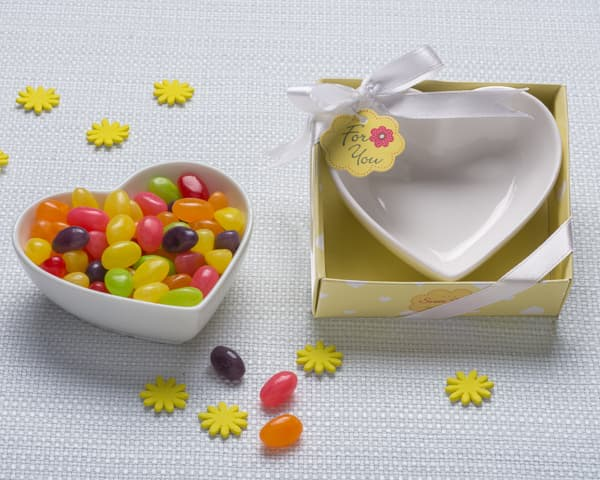Sweet Treats Heart Shaped Candy Bowltrinket Dish