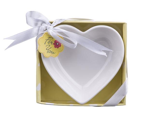 Sweet Treats Heart Shaped Candy Bowltrinket Dish