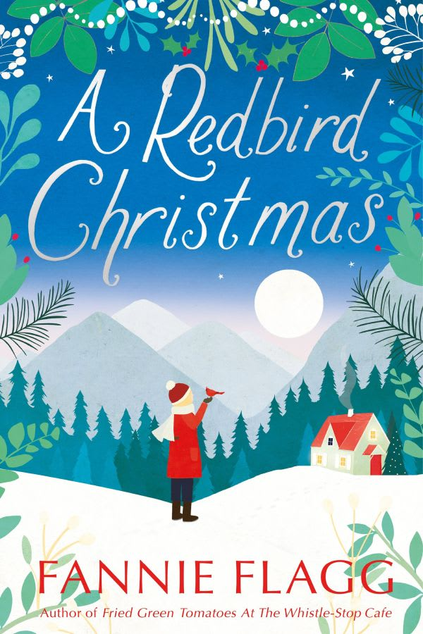 the book A Redbird Christmas