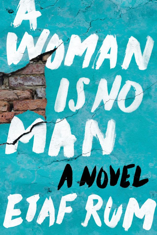 the book A Woman Is No Man