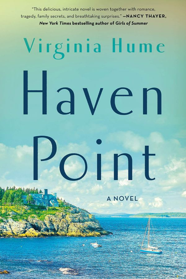 Photo of the book Haven Point