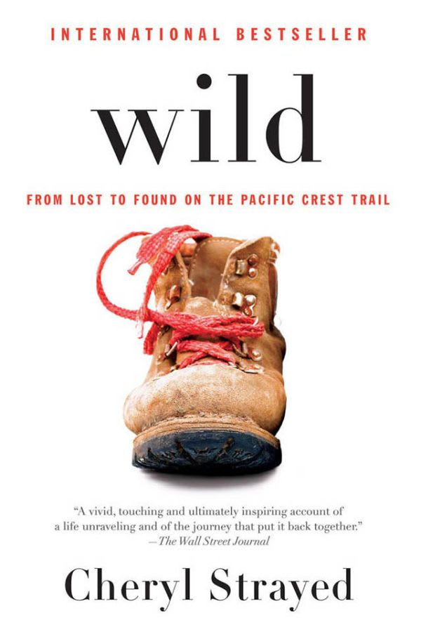 Photo of the book Wild: From Lost to Found on the Pacific Crest Trail