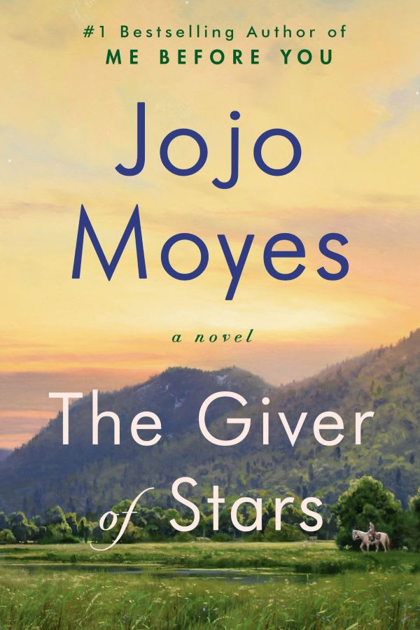 the book The Giver of Stars