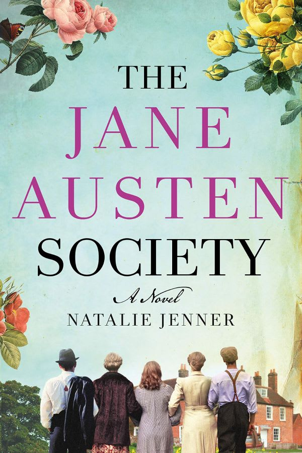 the book The Jane Austen Society