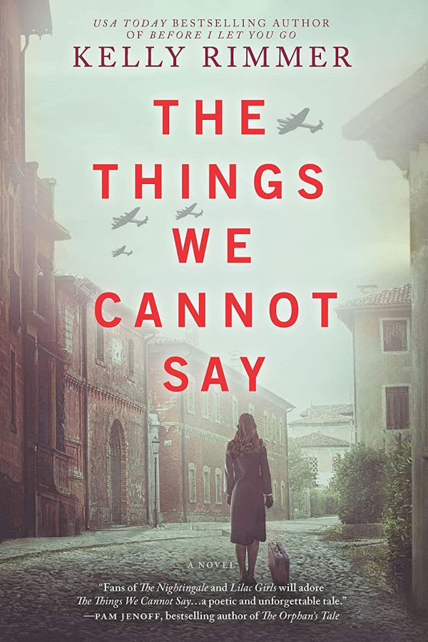 the book The Things We Cannot Say