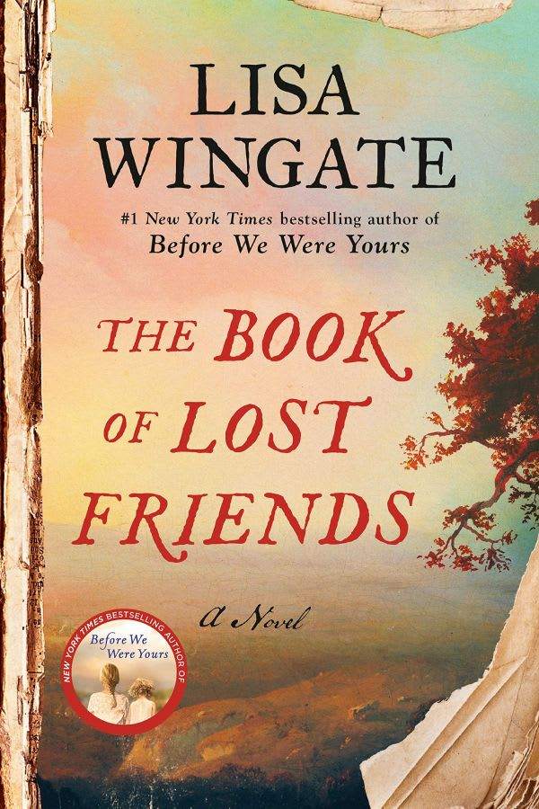 Photo of the book The Book of Lost Friends