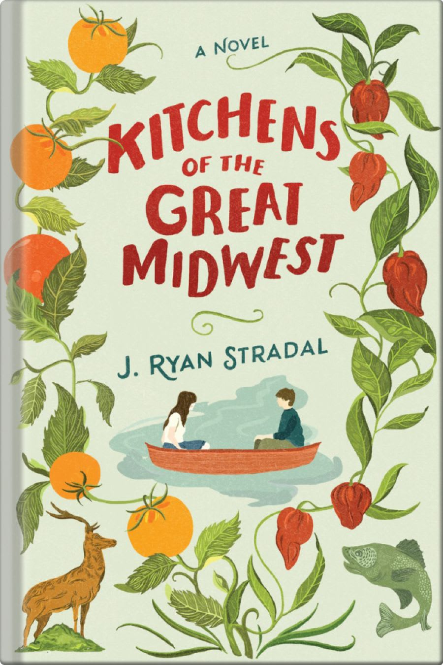 Photo of the book Kitchens of the Great Midwest