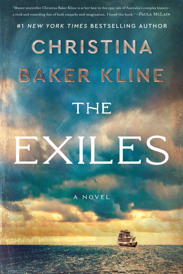 the book The Exiles