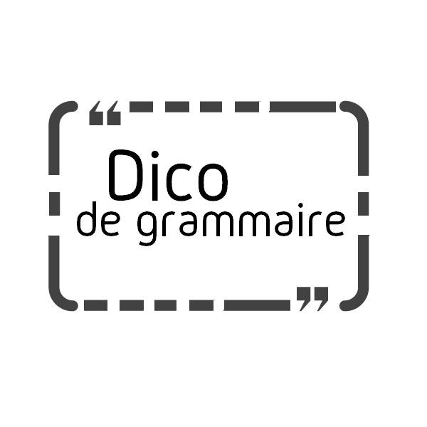 daftar istilah gramatika