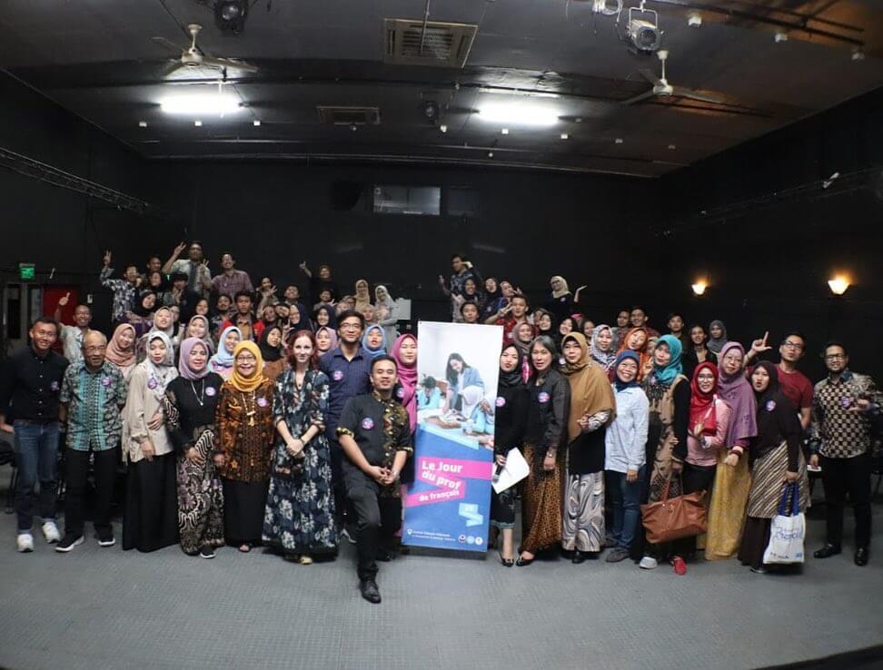 JIPF 2019 à Bandung (Indonésie)