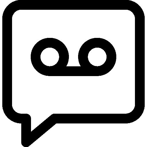 Klik untuk mengirim Pesan Suara