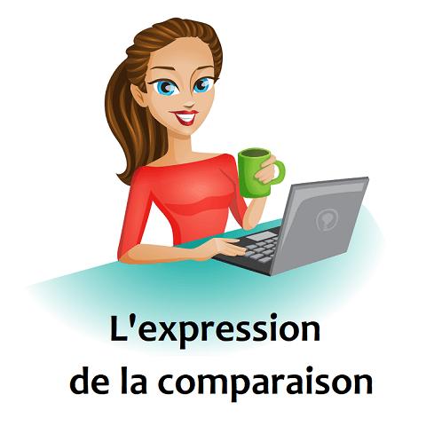 Expression de la comparaison en français