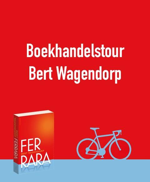 Boekhandelstour Bert Wagendorp