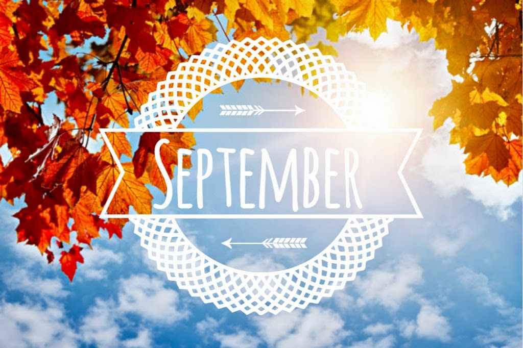 Welcome to September