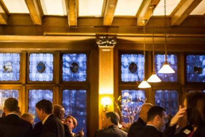 We Host Any Corporate Holiday Party up to 1000 Guests!