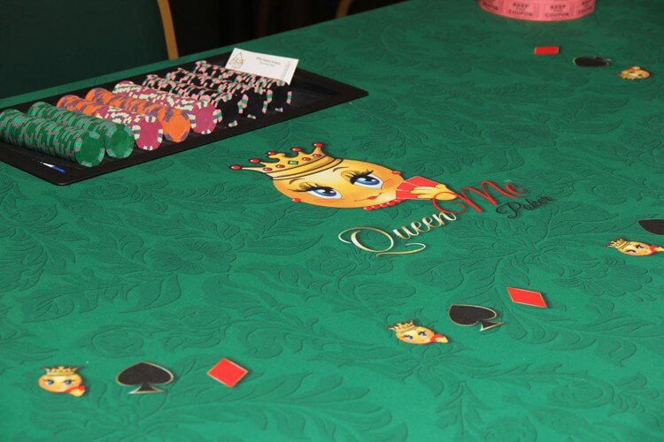 Casino Party Games | Queen High Poker
