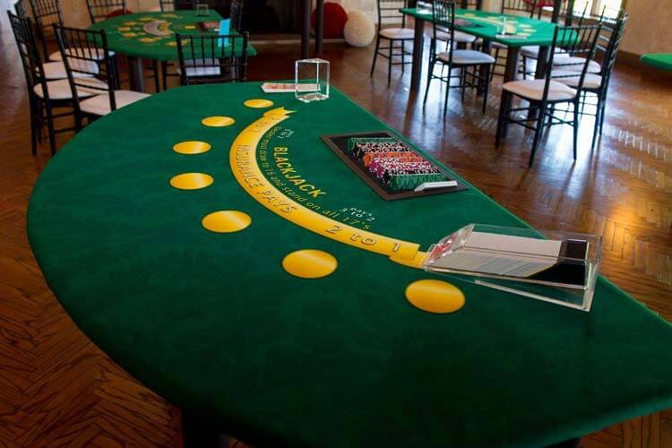 Casino Party Games | Blackjack