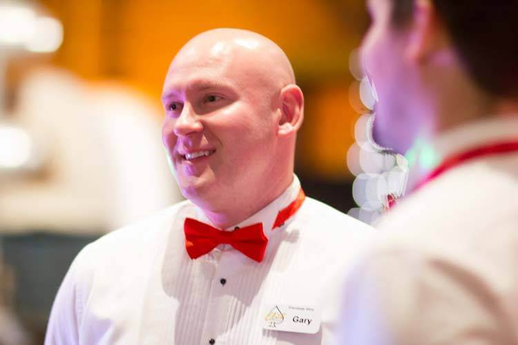 Our Dynamic Team Is Ready To 'Shuffle Up & Deal' A First Class Event For Your Corporate Casino Party!