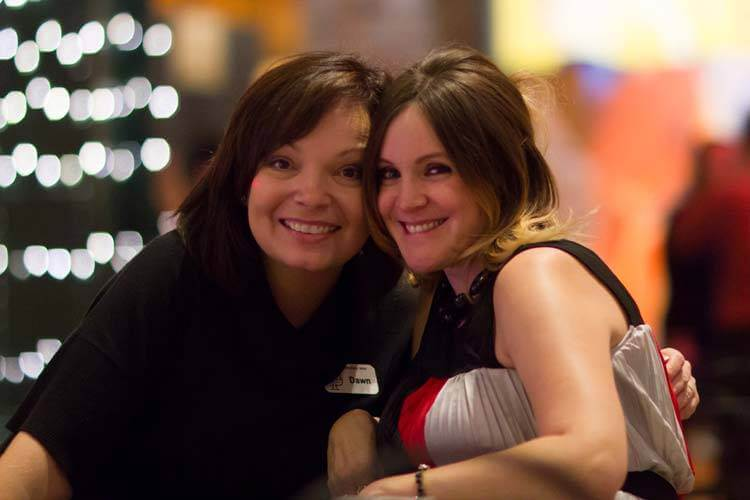 We Take The Stress Out Of Planning The Corporate Casino Party! Nothing But Smiles!