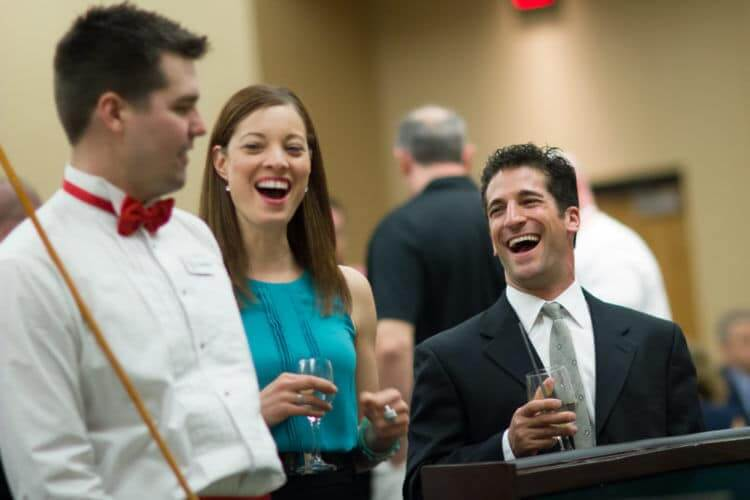 We Bring Expert Dealers, Who Will Entertain As They Teach Your Guests Casino Games!