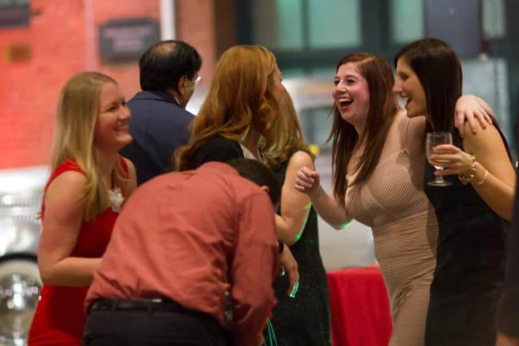 The Holidays' - The Perfect Time Of Year For A Corporate Casino Party!
