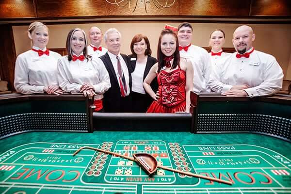 Casino Night Party, Canfield Ohio