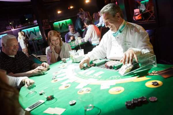 Casino Night Party, Baltimore MD