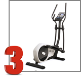 XTERRA FS 3.0 Elliptical Trainer