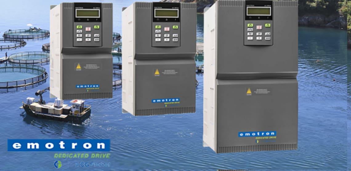 Emotron lanserer Low Power IP20 frekvensomformere