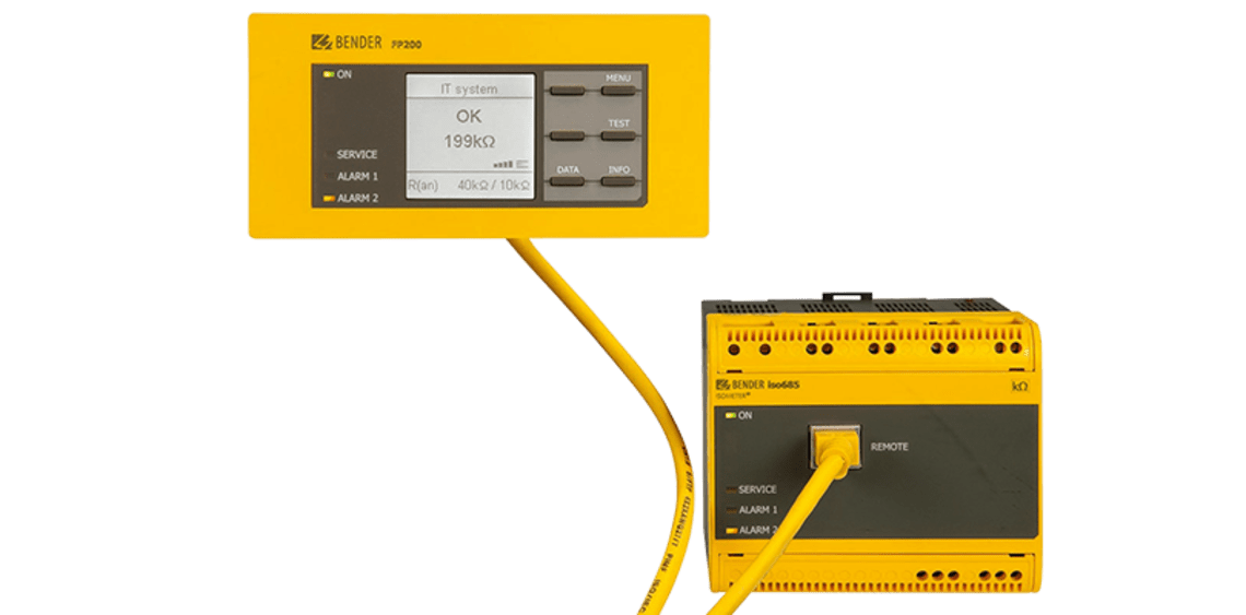 Tekniske mål for moderne forsyningsanlegg